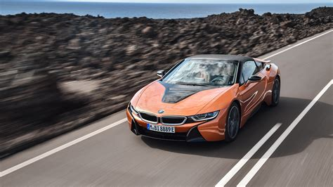 Bmw I8 Roadster 4k Wallpapers by 2018 Bmw I8 Roadster 4k Wallpaper Hd Car Wallpapers Id