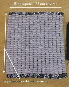 Faire Un Pompon Avec De La Laine : tricoter un sac avec de la laine pompon tuto diy ~ Zukunftsfamilie.com Idées de Décoration
