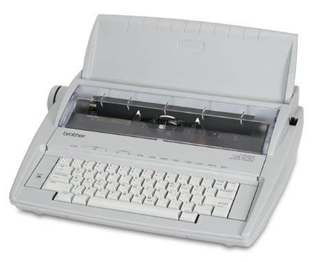 Brother Gx6750 Portable Electronic Typewriter Gx6750