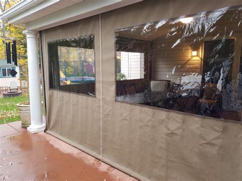 roll  porch enclosure panels kreiders canvas service