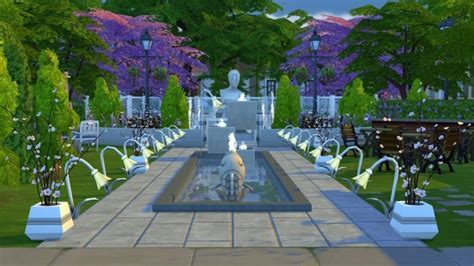 Minhu Lisandra Park by jamzkie143 at Mod The Sims » Sims 4