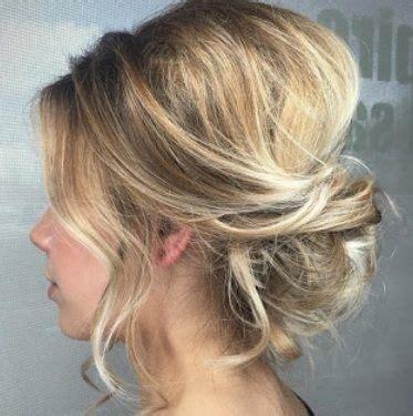 steckfrisur halblange haare