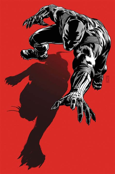 Black Panther Character Comic Vine