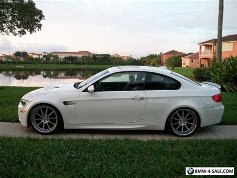 M3 Bmw For Sale by 2009 Bmw M3 E92 Smg For Sale In United States