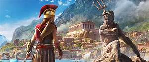 E3 2018: Assassin's Creed Odyssey Puts Decisions In ...