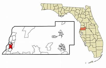 Richey Port Florida Pasco County Unincorporated Svg