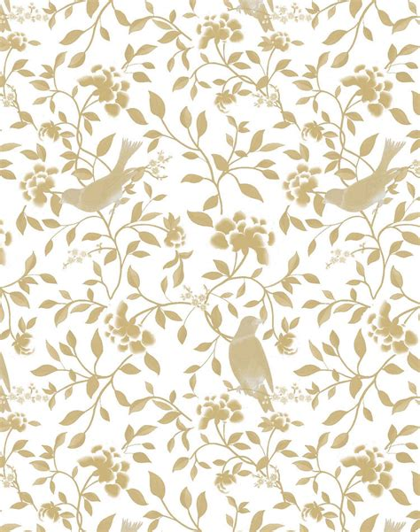 Gold And White Wallpapers Group (40
