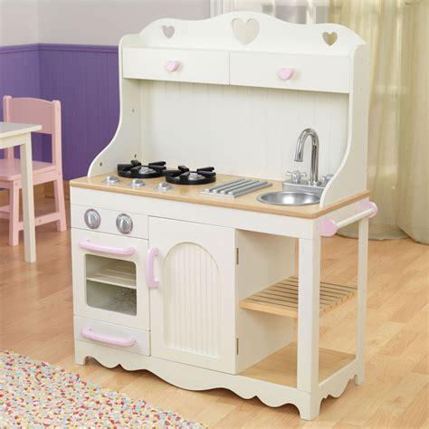 cuisine bois kidkraft kidkraft cuisine prairie 53151