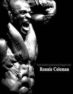 Body Builder Professional  Ronnie Coleman Bodybuilding Workout