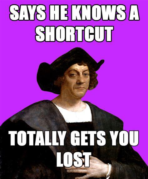 Columbus Day Meme - columbus day meme