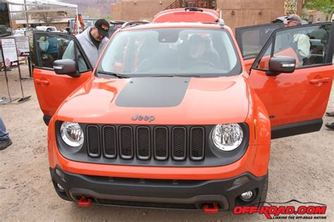 Jeep Introduces 2015 Renegade At Easter Jeep Safari
