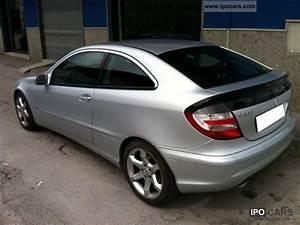 Mercedes Classe C 220 Cdi Coupe Sport : 2005 mercedes benz c 220 cdi avantgarde coupe sports cat car photo and specs ~ New.letsfixerimages.club Revue des Voitures