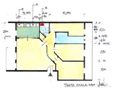 Appartamento 100 mq: idea di progetto