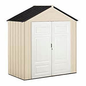 rubbermaid big max junior storage shed 7 foot by 3 1 2 foot 1862705 patio