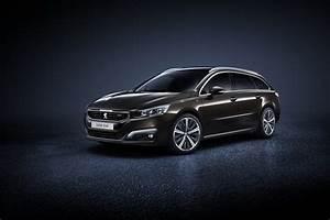 Peugeot Break 508 : les photos officielles du restylage de la peugeot 508 2014 ~ Gottalentnigeria.com Avis de Voitures