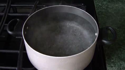 boiling pot water stove boil steam shutterstock clip hd rapid