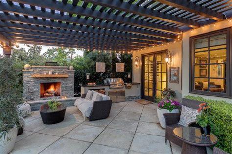 Best Patio Designs by 60 Concrete Patio Ideas Unique Backyard Retreats