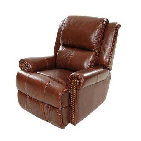 brown leather recliner mount brown power motion leather recliner el dorado