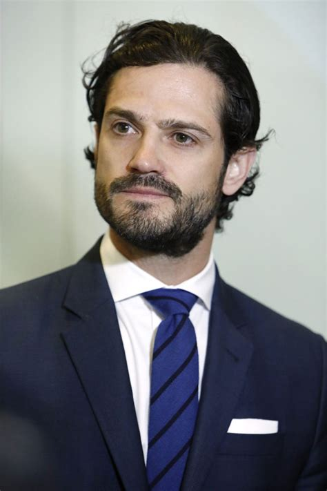 Move over Harry! Meet Prince Carl Philip, the world's ...