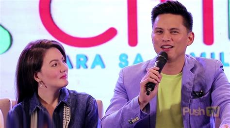 Push Tv Zoren Legaspi And Carmina Villaroel Share Their