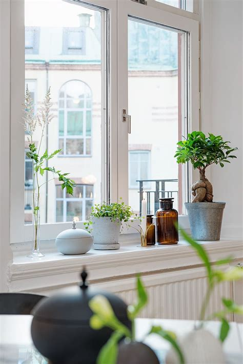Window Sill Ideas by De H 246 Ga F 246 Nstren Ger Fin Kontakt Med Himlen Interior