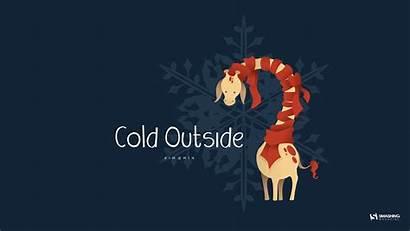 Christmas Giraffe Desktop Edition December Calendars Cold