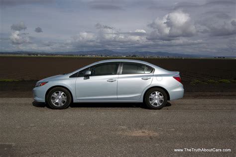 Honda Civic Hybrid Review by Review 2012 Honda Civic Hybrid The About Cars