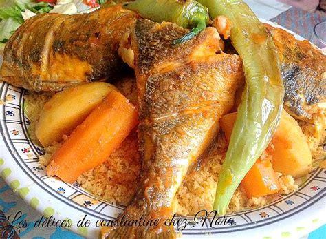 les recettes de cuisine en arabe recette couscous tunisien recettes faciles recettes