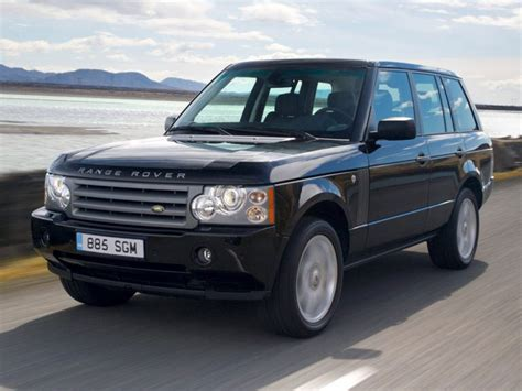 land rover range rover overview cargurus