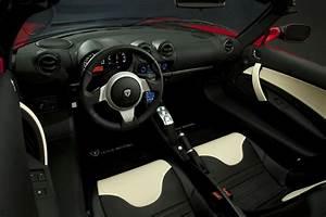 Tesla Roadster Sport – Interior