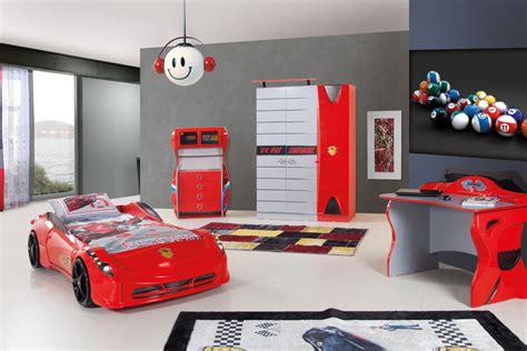 Awesome Car Inspired Bed Designs For Boys