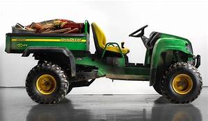 Deere  U0026 Company Recall Of Gator Hpx Utility Vehicles