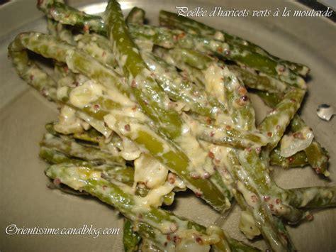 comment cuisiner des haricots verts comment cuisiner haricot vert surgele