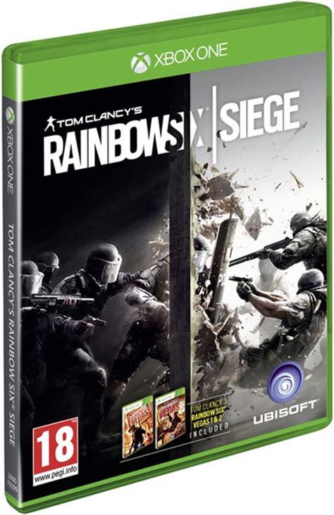 tom clancy 39 s rainbow six siege xbox one fr zavvi