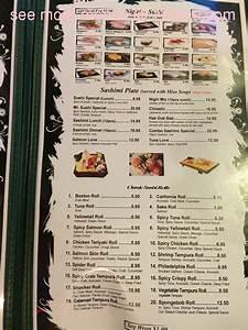 Online Menu of Mr Sushi #2 Restaurant, Clovis, California