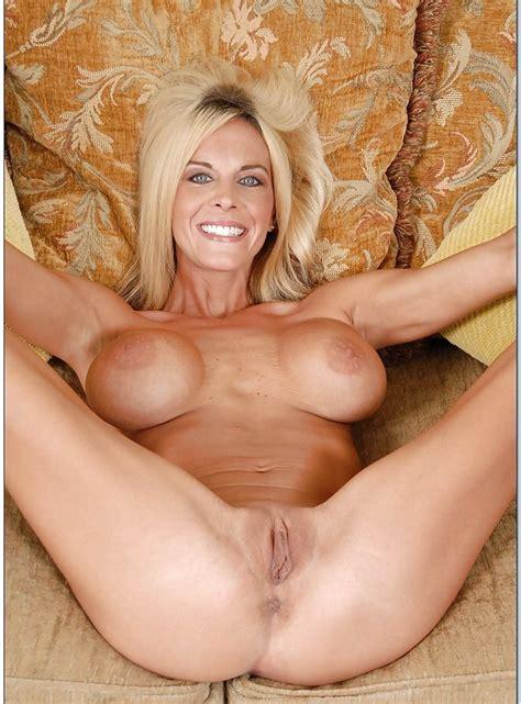 Blonde Hot Soccer Milf Spread Legs Steakmeat
