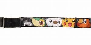 belt pokemon c125pk003 mesh