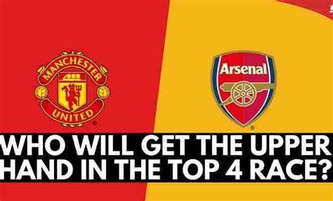 Arsenal vs Manchester United, Live Score and Commentary ...