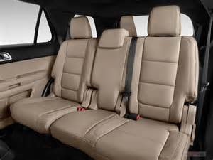 2016 ford explorer interior u s news best cars