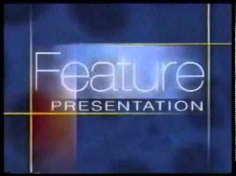 2000 Feature Presentation Logo 40x slower. - YouTube