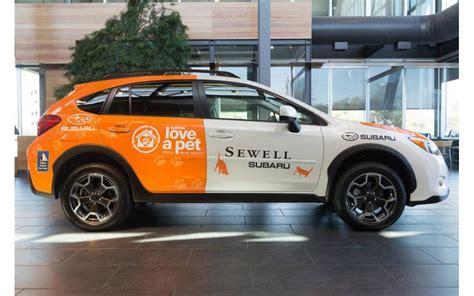 Subaru Love Promise Begins With Sewell Subaru In Dallas, Tx