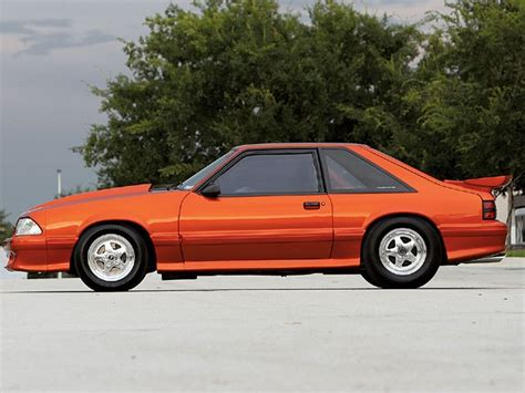 1990 ford mustang foxbody mustang