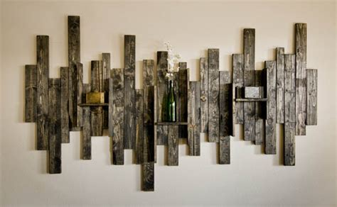 rustic wall decor ideas  turn shabby  fabulous