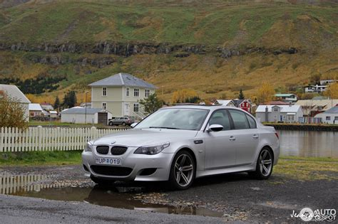 Bmw M5 E60 2005  9 October 2016 Autogespot