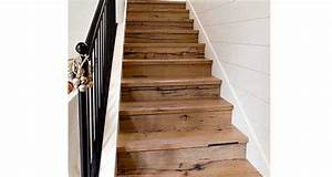 relooker un escalier avec des palettes bois deco cool With peindre des escalier en bois 6 recouvrir un escalier en carrelage
