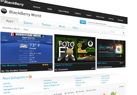 blackberry announces 100 000 apps milestone as kindle arrives for blackberry 10