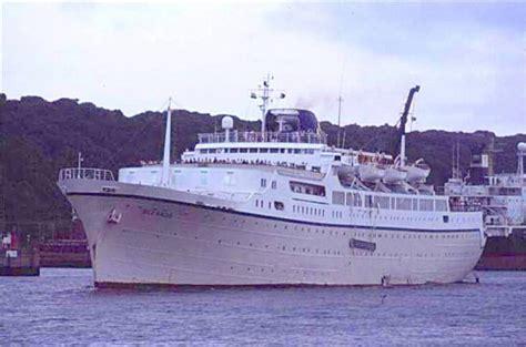 Oceana Cruise Ship Sinking 1991 | Fitbudha.com