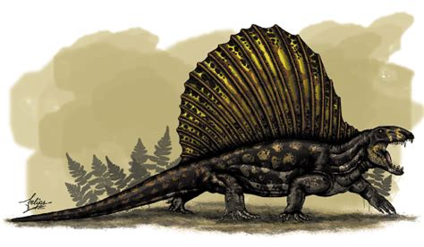 10 Facts About Dimetrodon