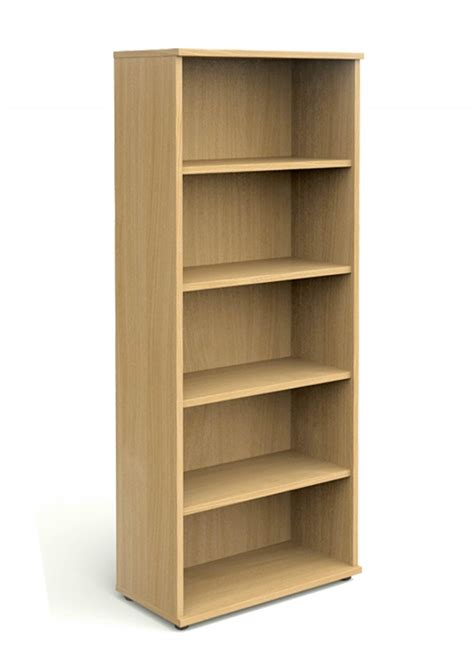 Office Bookcase by Oak Office Bookcase 2000mm High Aspire Bookcase Et Bc 2000