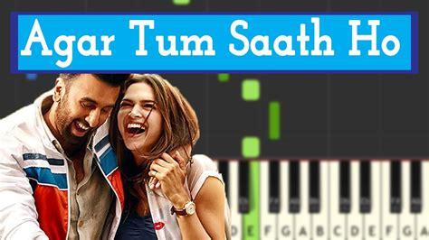 Agar Tum Saath Ho (tamasha)